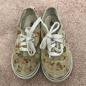 c9f517c140a2d1 Vans Shoes - Disney Winnie the Pooh Vans Kids Size 9 unisex
